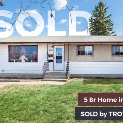 Grande Prairie Hillside Home Sold
