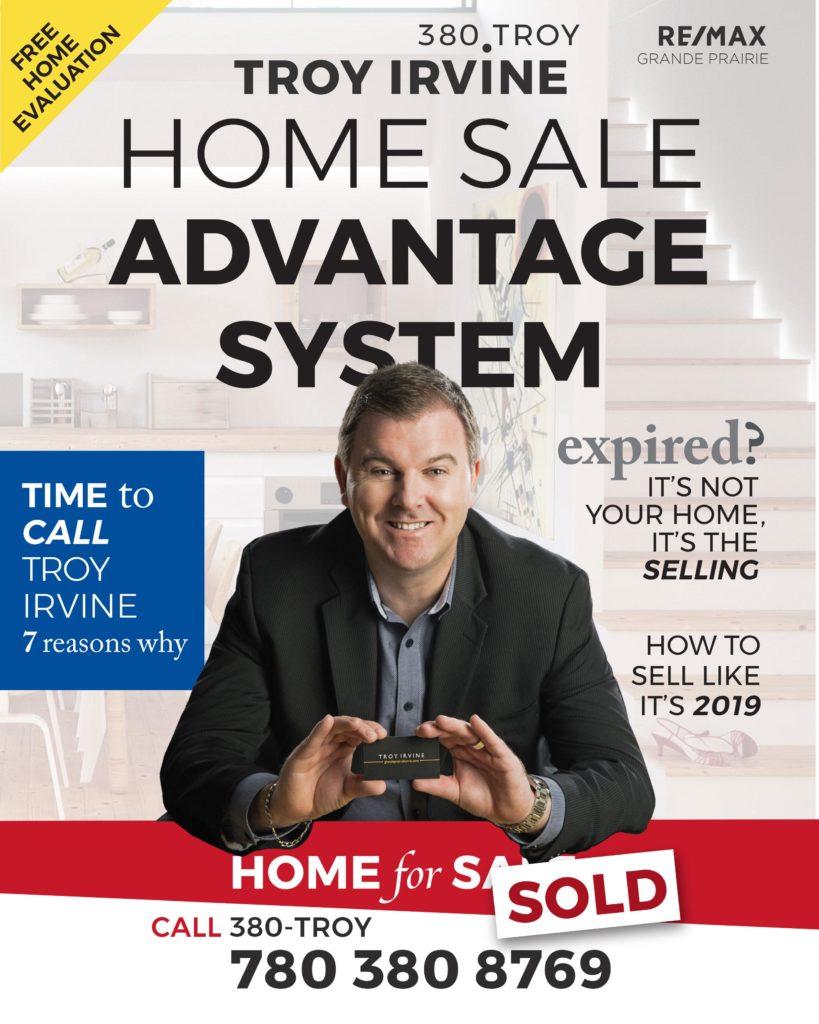 Troy Irvine Sdvantage System cover 2019