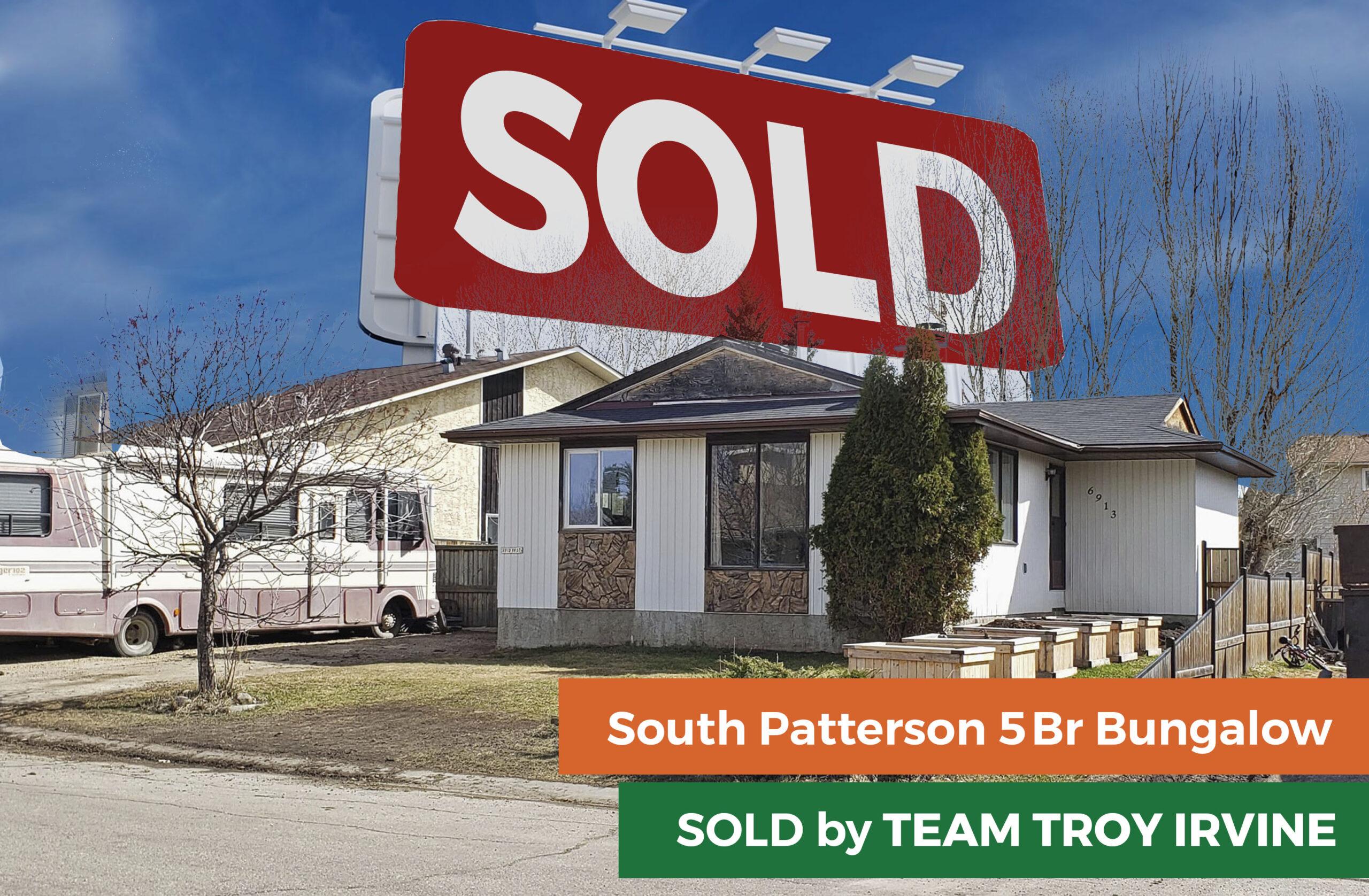 Grande Prairie Home Sold